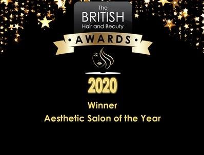 Aesthetic clinic of the year